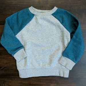2/$10 tCat & Jack Fleece Lined Sweatshirt